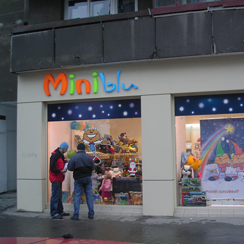 Magazin Miniblu