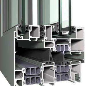 sistem ferestre cs77