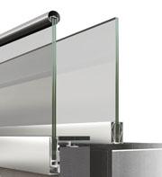 sistem balustrada m8200