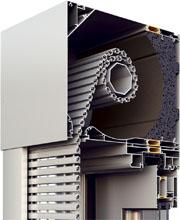 sistem rulou m13600